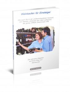 Abbildung eBook Wein kaufen für Einsteiger