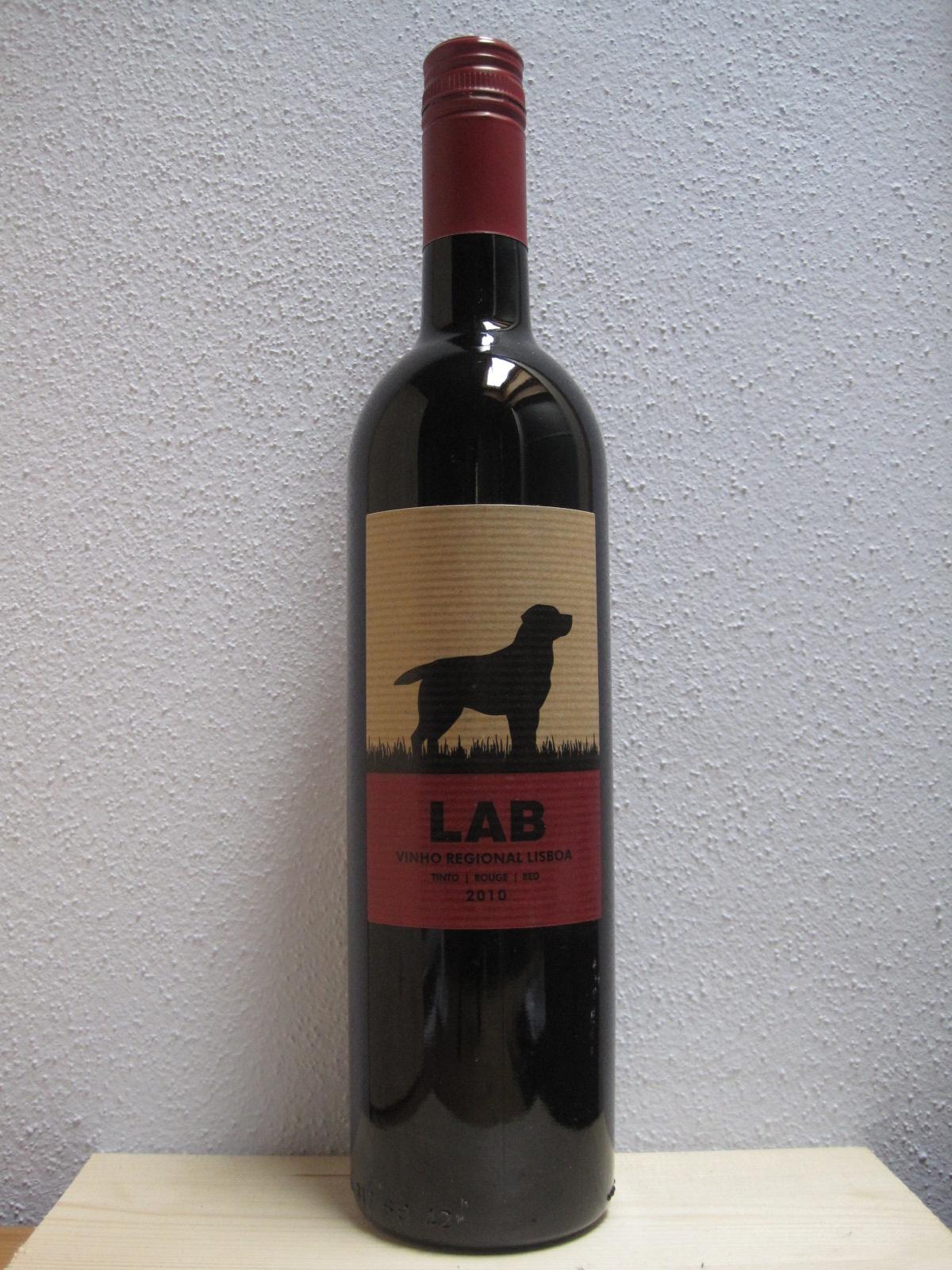 LAB Red, Casa Santos Lima, Portugal, Rossmann Wein im Kurz-Check