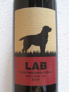 """""""LAB"""", Portugal - Rossmann Wein"""