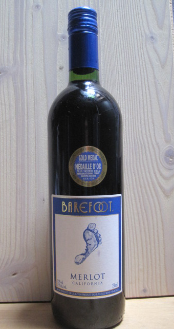 Barefoot Merlot, Kalifornien – Netto Wein im Kurz-Check