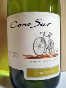 Chardonnay Cono Sur 2011